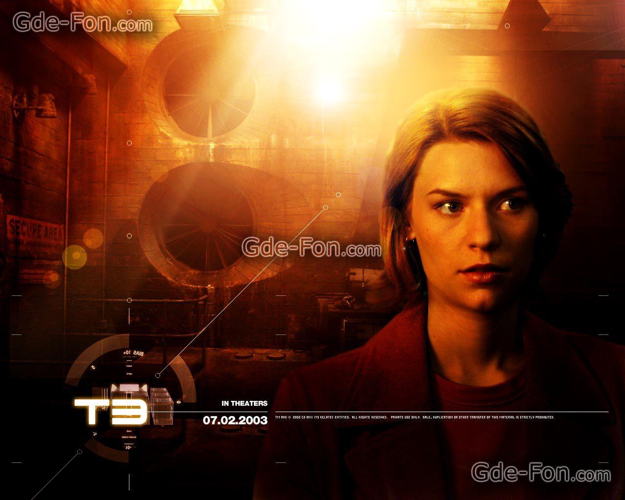 Terminator 3 Wallpaper 25