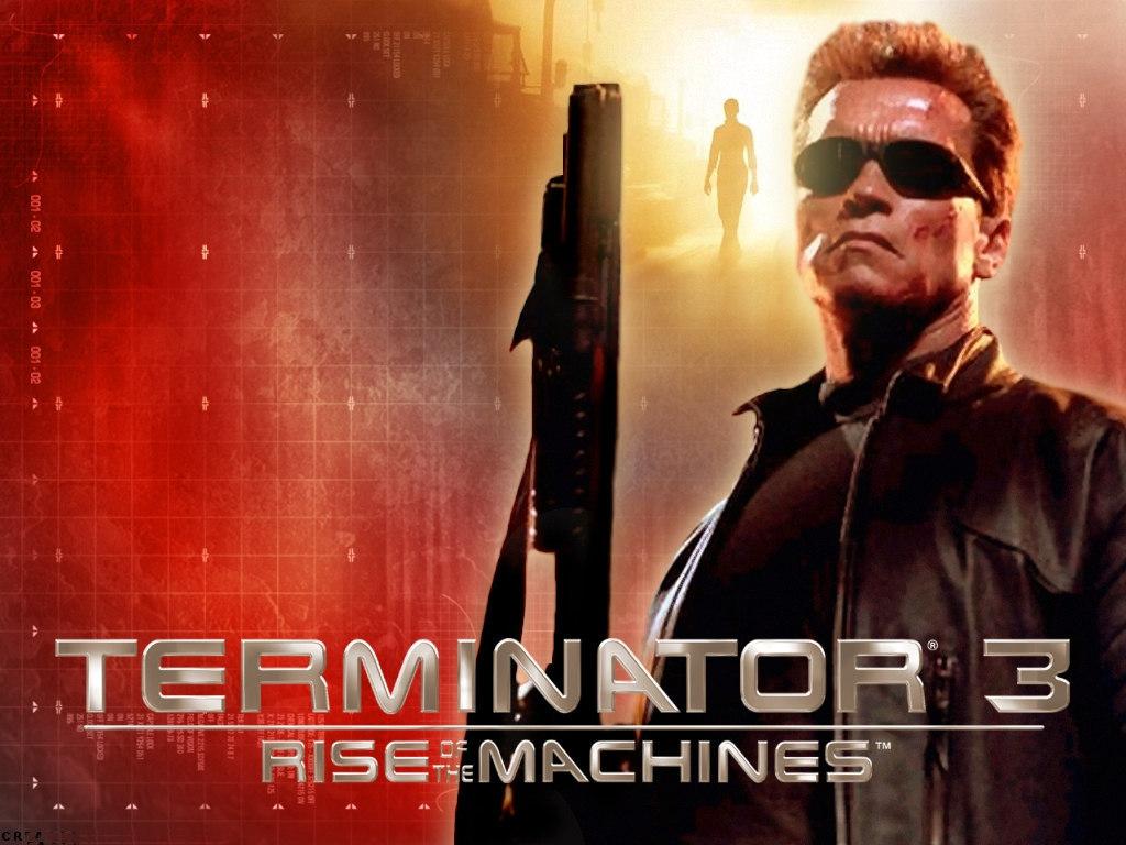 Terminator 3 Wallpaper 8
