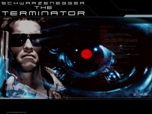 The Terminator 1984 Wallpaper 1 300×225
