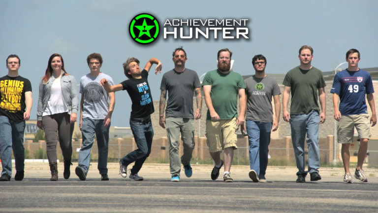 Achievement Hunter Wallpaper 9 768×432