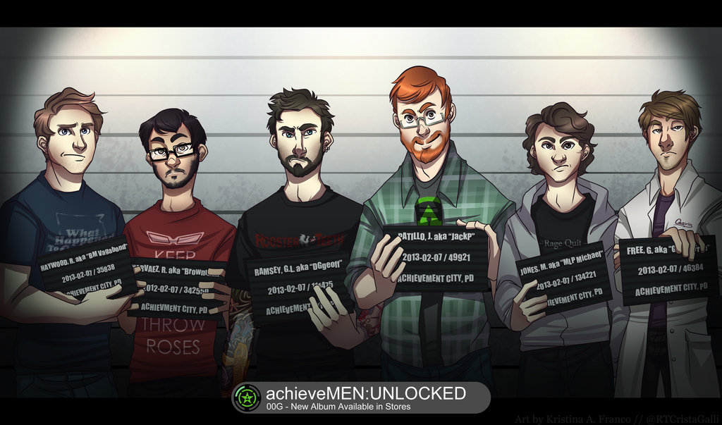 Achievement Hunter Wallpaper Tower Of Pimps 4