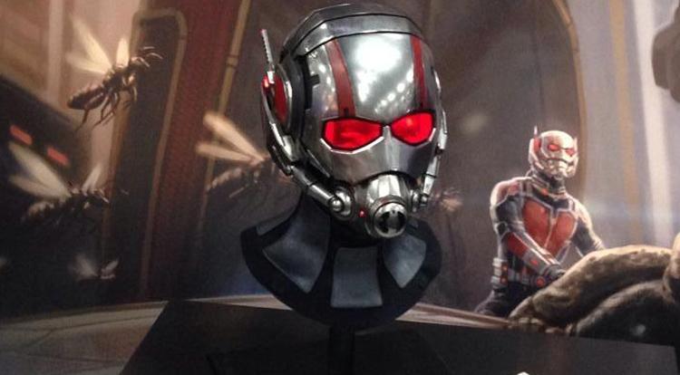 Ant Man 2015 Helmet 1