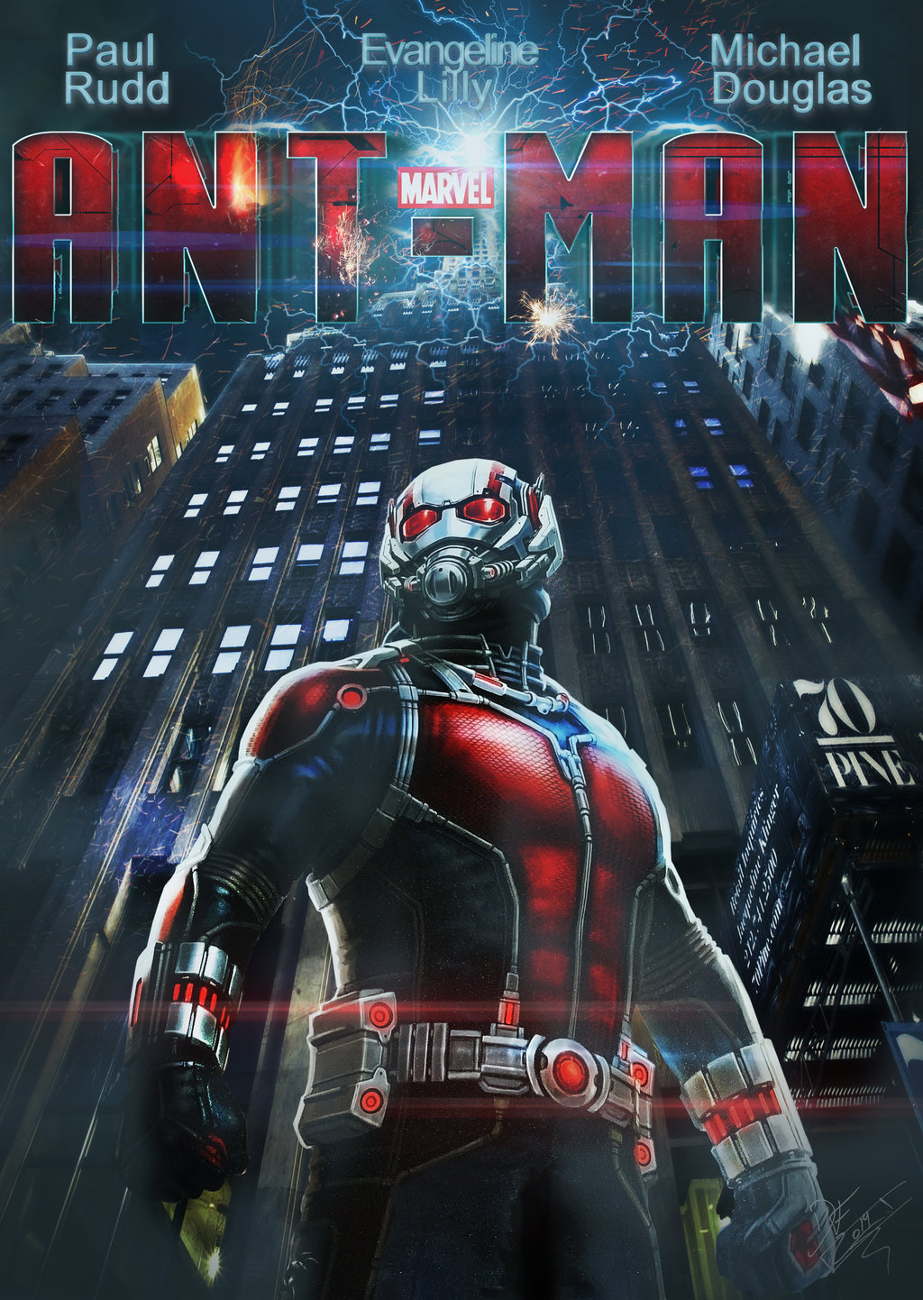 Ant Man 2015 Poster 3