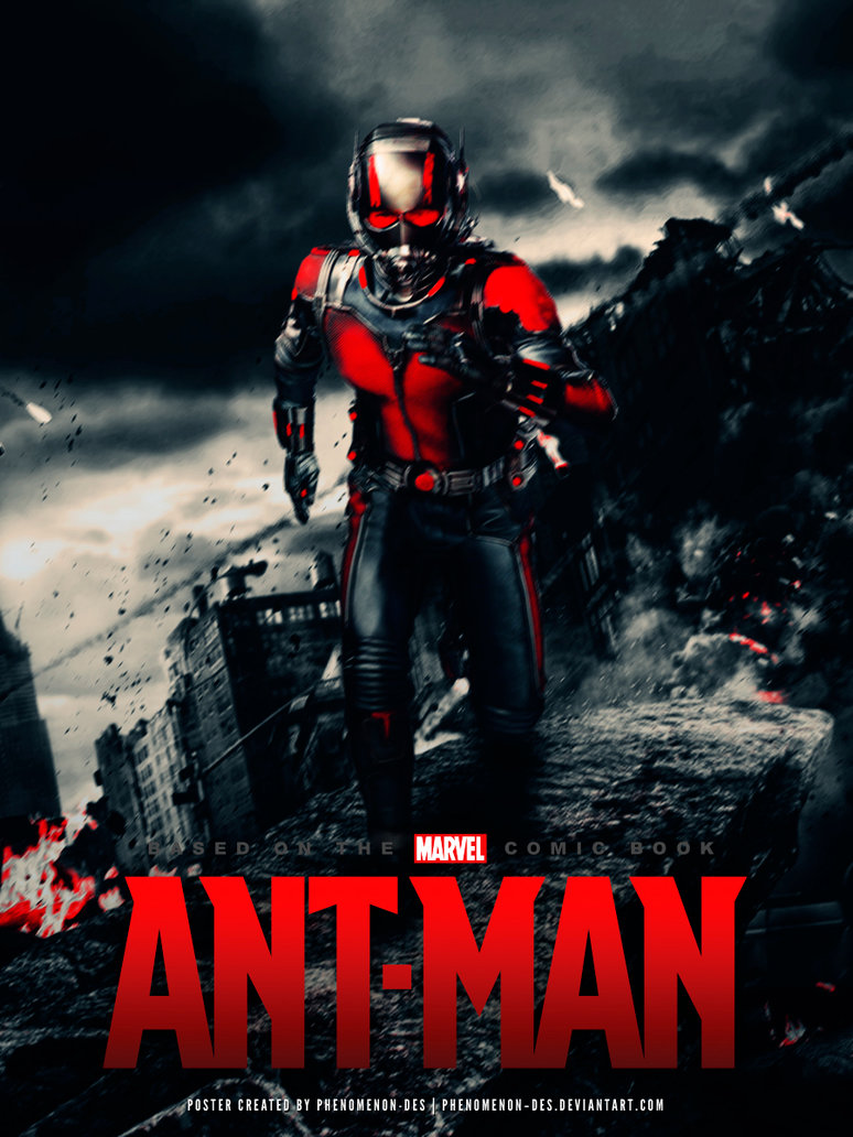 Ant Man 2015 Poster 4