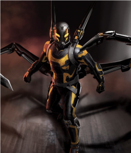 Ant Man 2015 Yellow Jacket 1 256×300