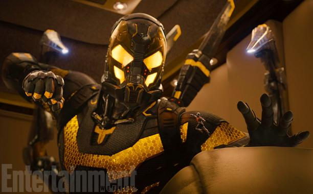 Ant Man 2015 Yellow Jacket 2