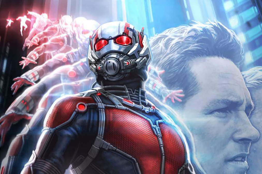Ant Man 8
