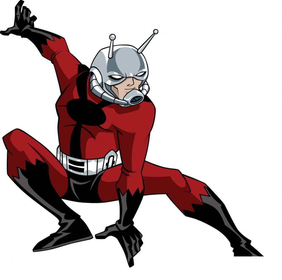 Ant Man Avengers Earths Mightiest Heroes