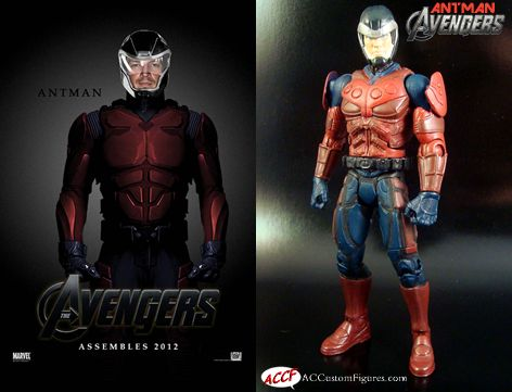 Ant Man Avengers Movie 1