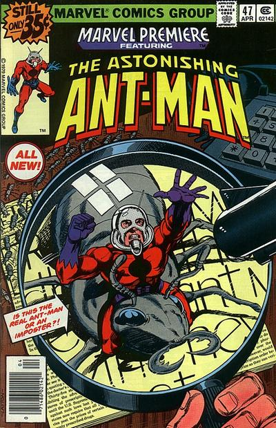 Ant Man Comic 2