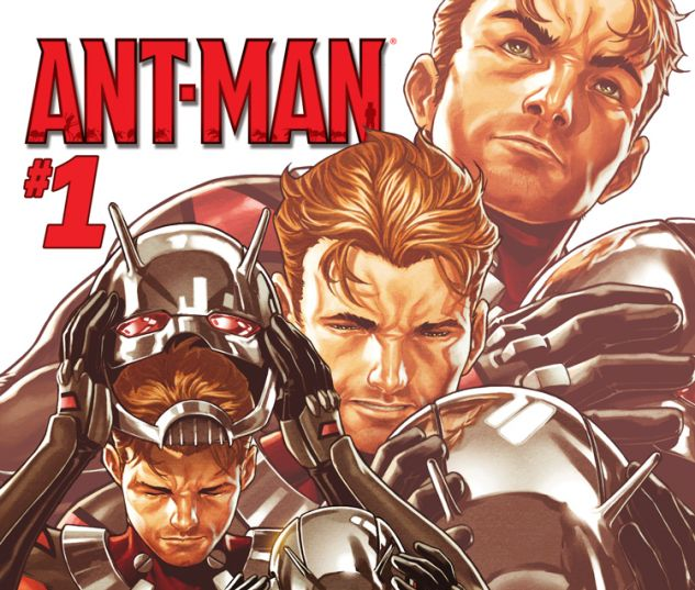 Ant Man Comic 2015 1