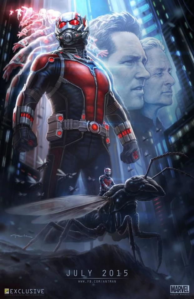 Ant Man Concept Art 3