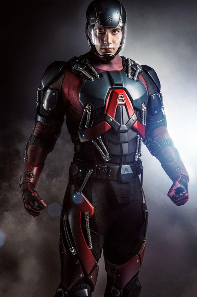 Ant Man Costume 2