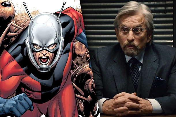 Ant Man Movie Hank Pym 1