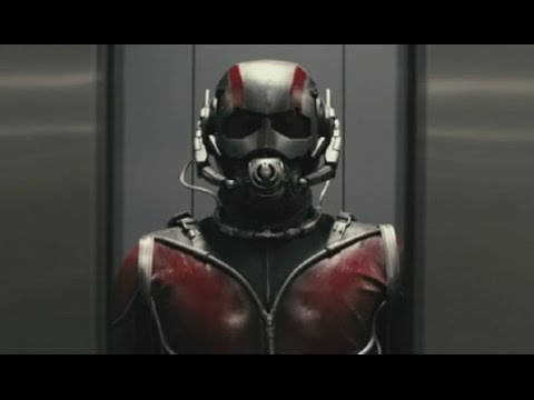 Ant Man Movie Test Footage 2