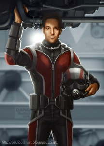 Ant Man Paul Rudd Poster 3 215×300