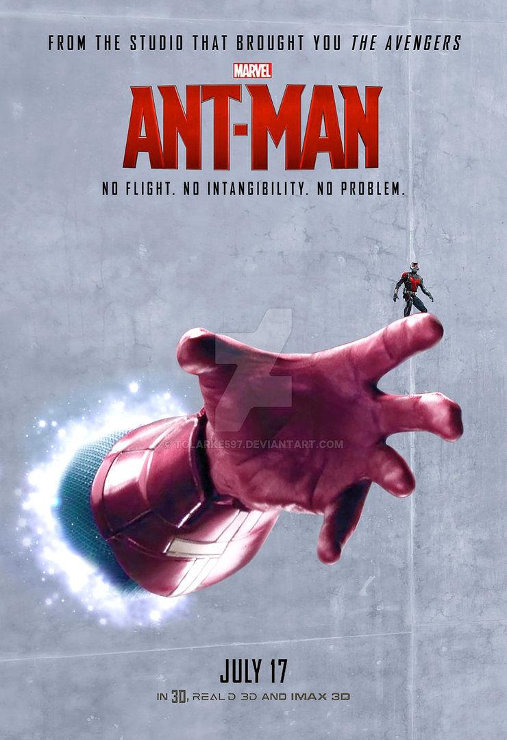 Ant Man Poster Avengers 5