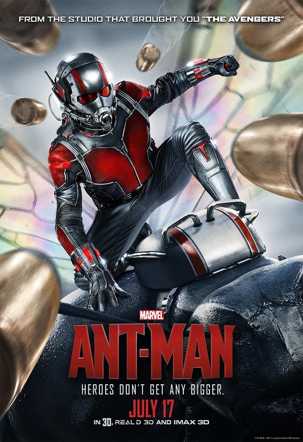 Ant Man Poster Avengers 8