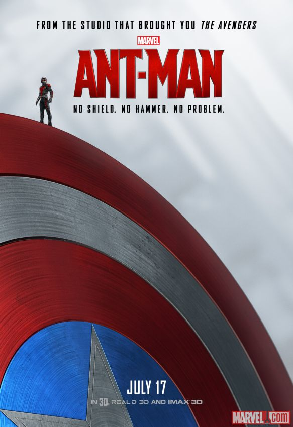 Ant Man Teaser Poster 8