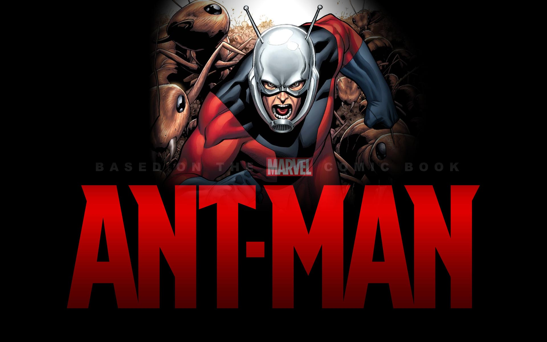 Ant Man Wallpaper 16