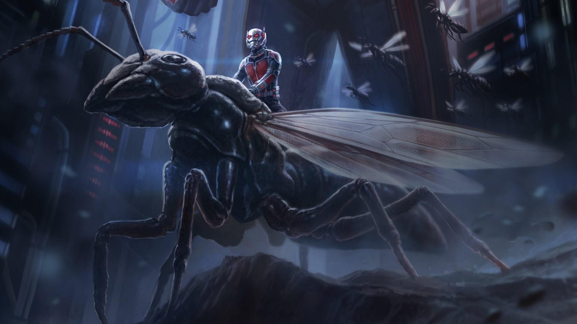 Ant Man Wallpaper 20