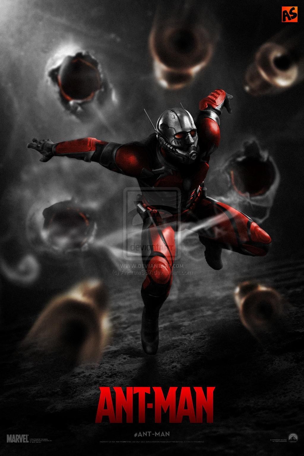 Ant Man Wallpaper 29
