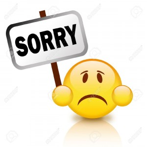 Apologizing Clipart 1 300×300