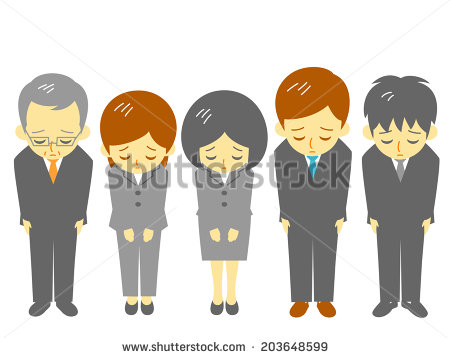 Apologizing Clipart 4