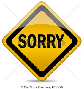Apologizing Clipart 81 283×300