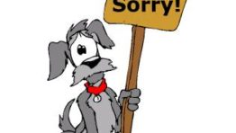 Apology Clip Art 19