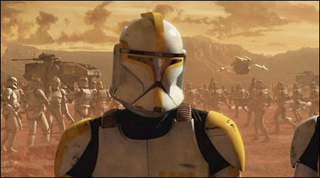 Attack Of The Clones Clone Trooper