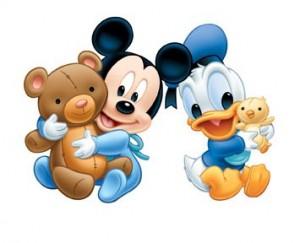 Baby Donald Duck Christmas 2 300×243