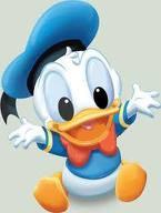 Baby Donald Duck Wallpaper 6