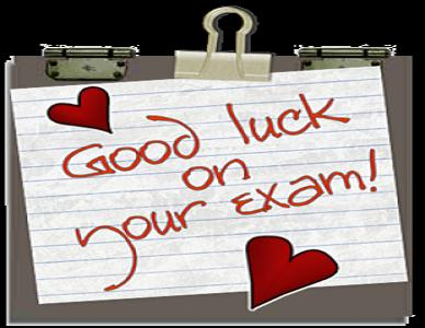 Best Wishes For Exam Wallpaper 4