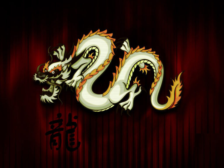 Chinese Good Luck Wallpaper 5 768×576