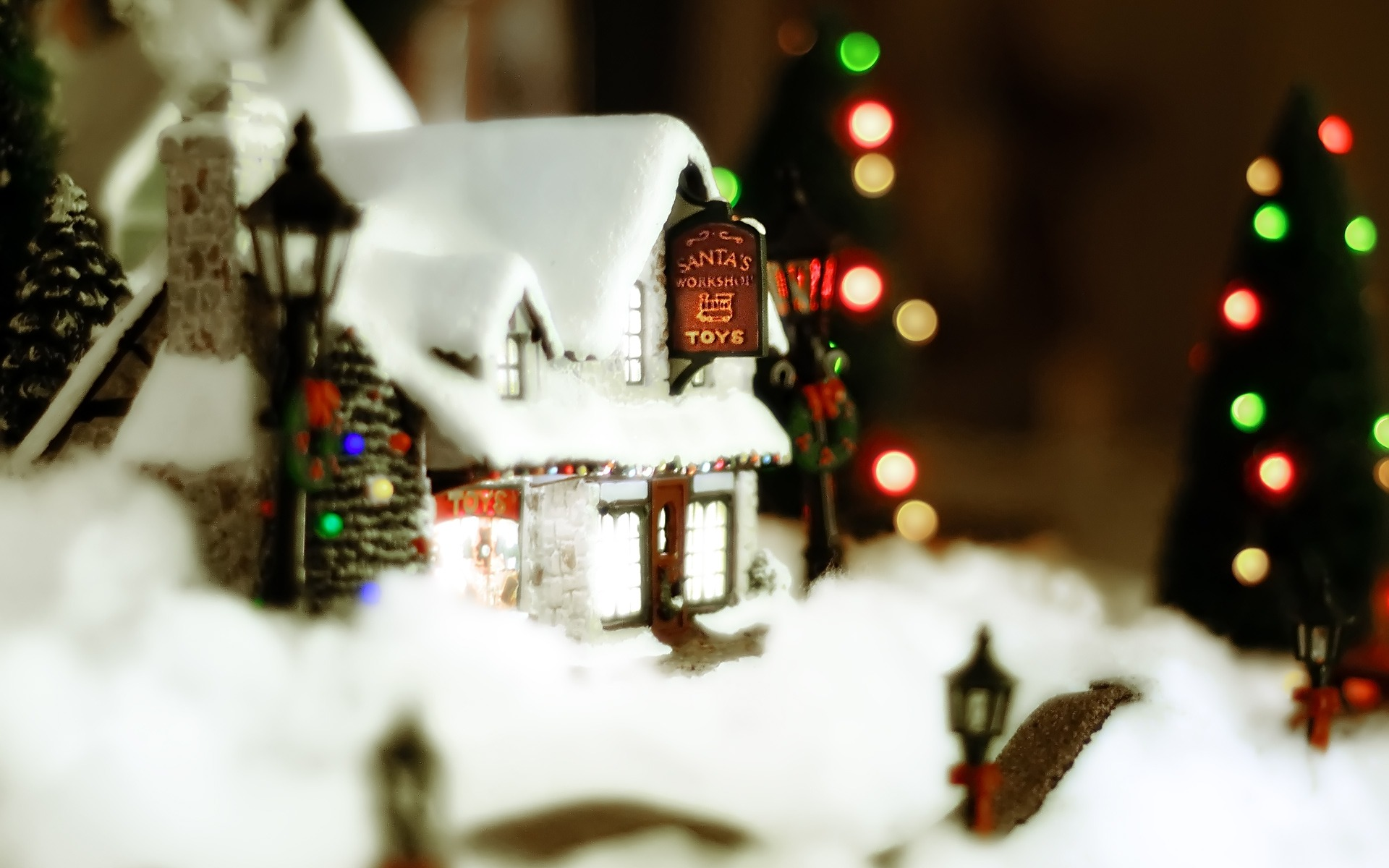 Christmas Holiday Wallpaper Hd 8