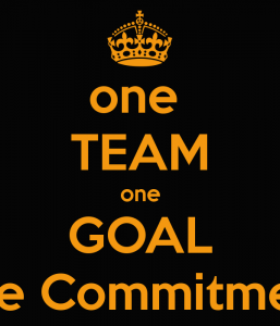 Commitment Poster 1 257×300