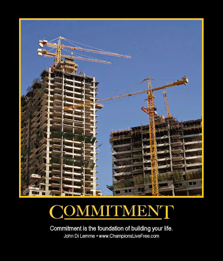 Commitment Poster 14