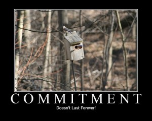Commitment Poster 17 300×240