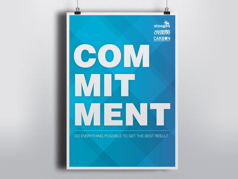 Commitment Poster 5