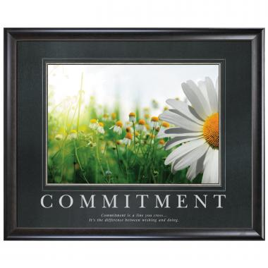 Commitment Poster 9