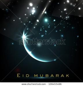 Creative Eid Mubarak Card 17 287×300