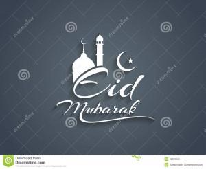 Creative Eid Mubarak Card 3 300×246