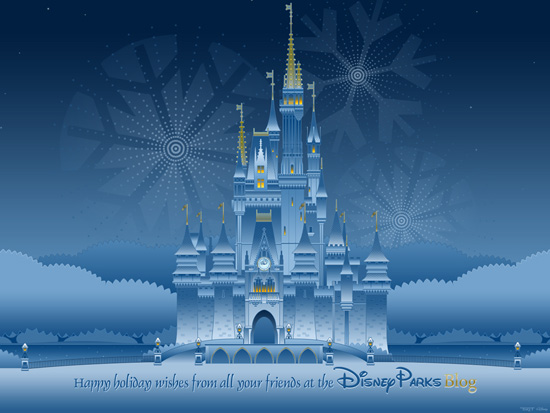 Disney Holiday Wallpapers 3