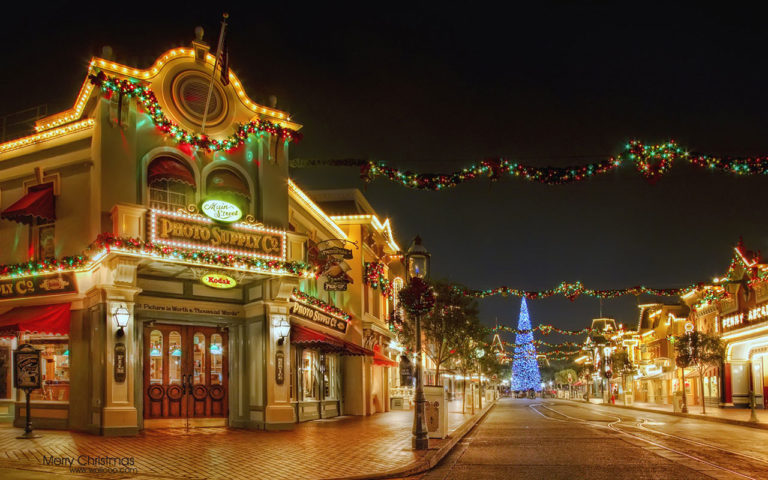 Disney Holiday Wallpapers 8 768×480