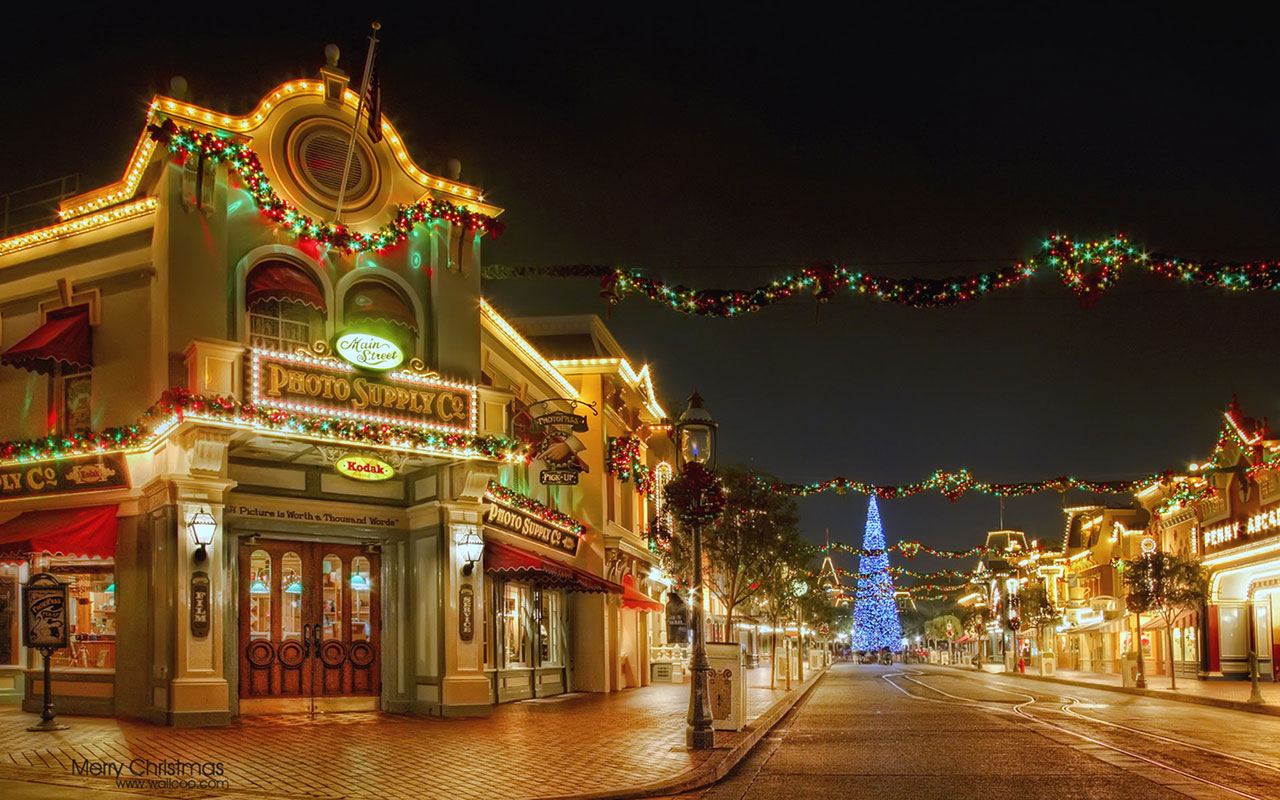 Disney Holiday Wallpapers 8