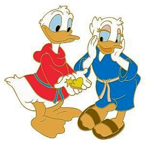Donald Duck And Daisy Duck Married 2