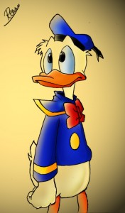 Donald Duck Angry Wallpaper 6 176×300