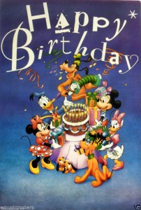 Donald Duck Birthday Wallpaper 2 202×300