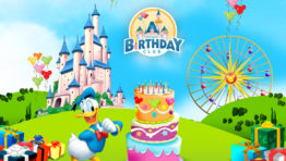 Donald Duck Birthday Wallpaper 7 262×148